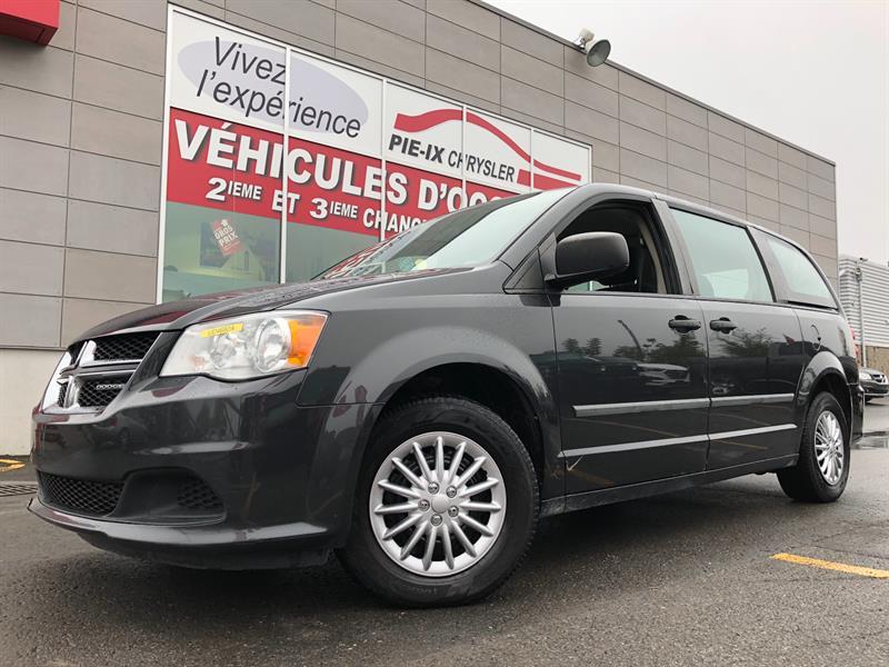 Dodge Grand Caravan 2011 4dr Wgn+A/C+GR.ELEC+WOW! #UD4692A