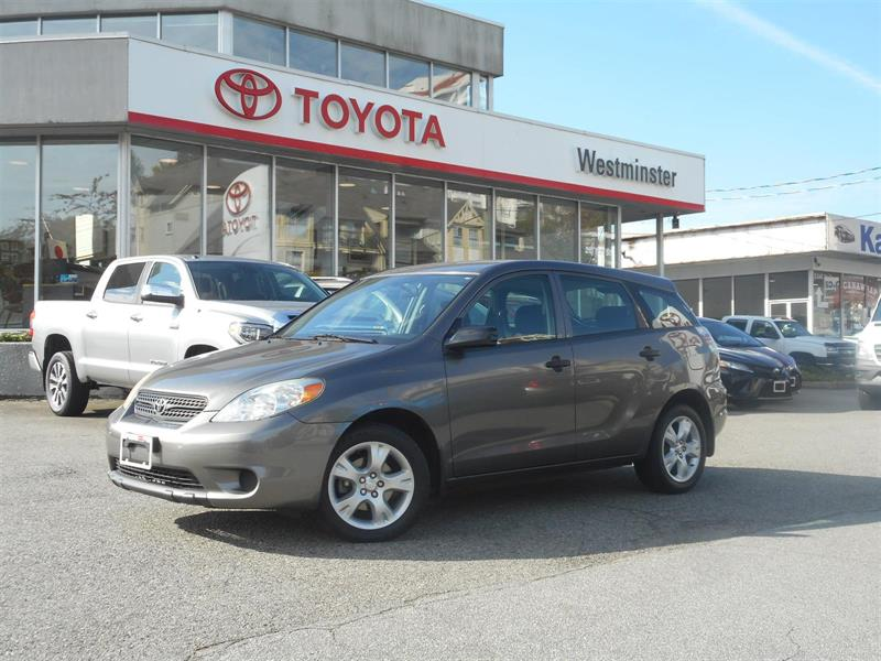 2005 Toyota Matrix 5 Door Hatchback #RV18823A
