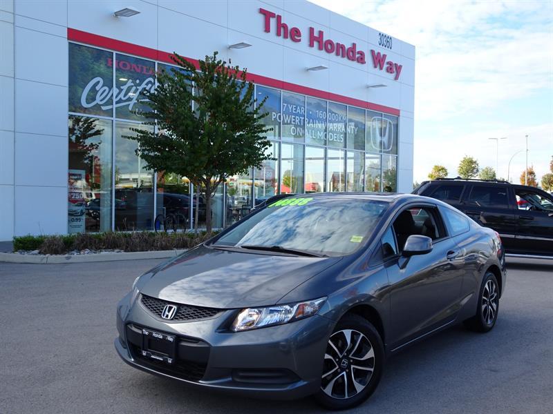 HondaCivic201364 460 Km$14,888