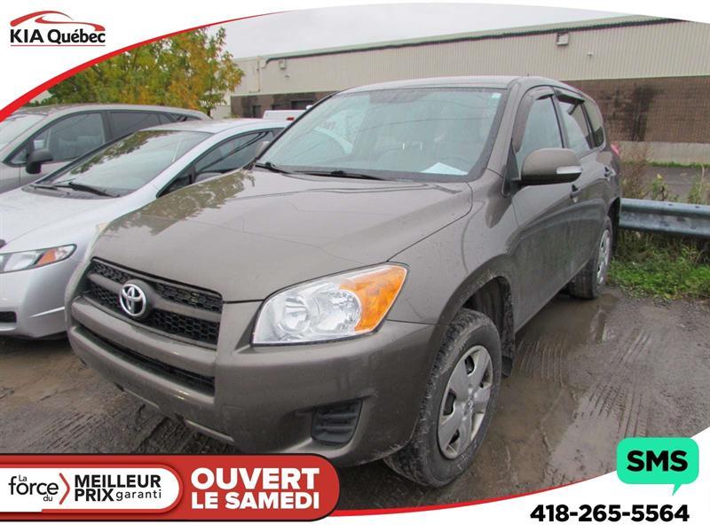 Toyota RAV4 2012 BAS KILO** CRUISE CONTROL* VITRES ÉLECTRIQUE* #QU10319A