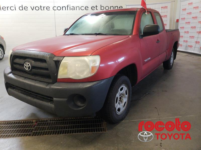 Toyota Tacoma 2007 * 4X2 * DIRECTION ASSISTÉE * #80462A-92