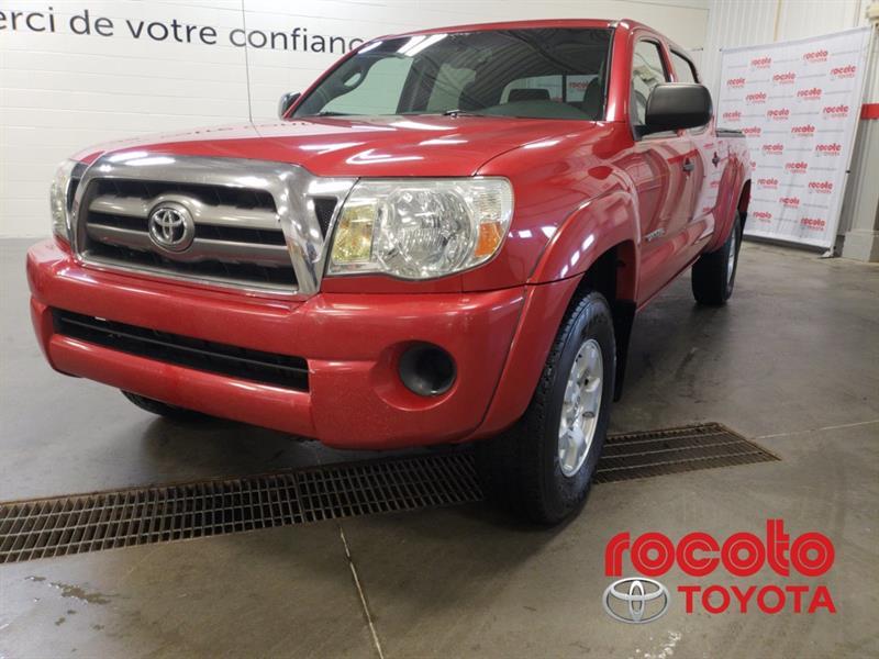Toyota Tacoma 2010 * SR5 * GR ÉLECTRIQUES * 4X4 * #18868A-91