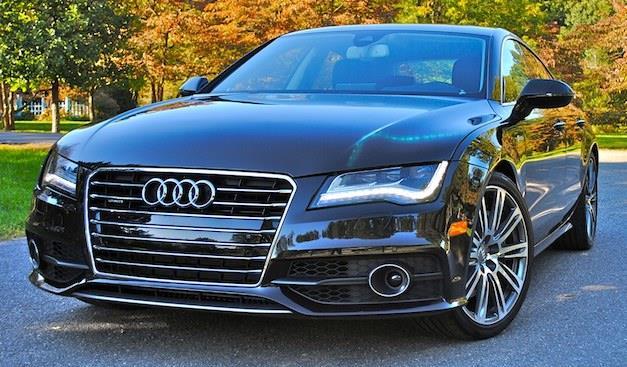 Audi A7 2012 4dr HB quattro 3.0 Premium*GARANTIE 1 AN INCLUSE** #AUTO SUR COMMA11