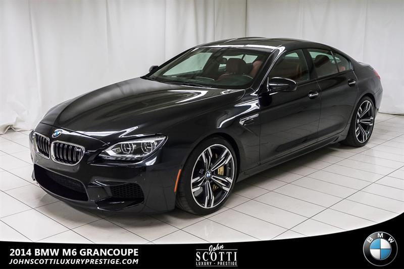 2014 BMW M6 Gran Coupe #LA1902B