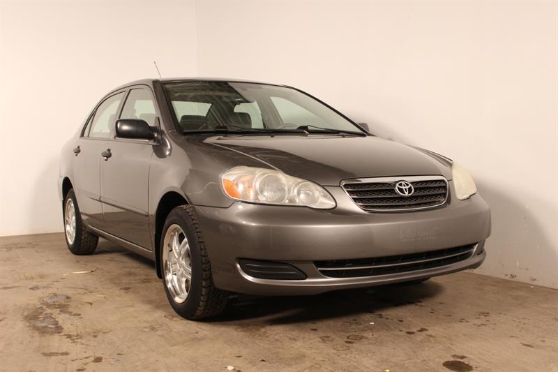 Toyota Corolla 2007 ** BAS KM ** TRES PROPRE #81558b