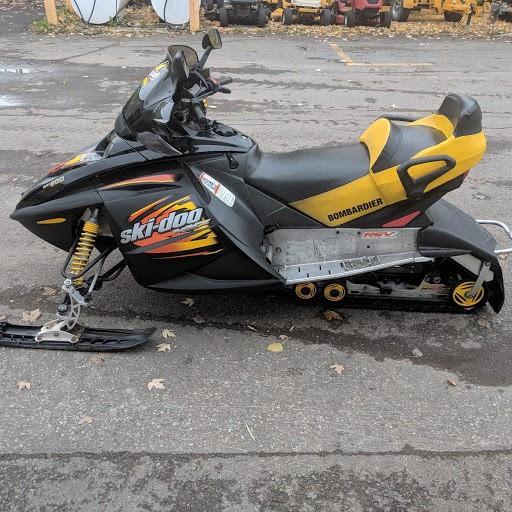 Ski-Doo MXZ 2003