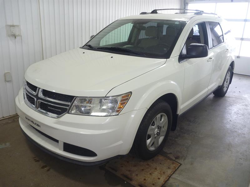 Dodge Journey 2011 FWD 4dr Canada Value Pkg