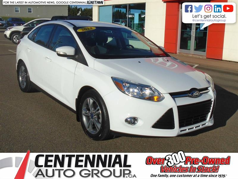 2014 Ford Focus SE | Heated Seats | #9533A