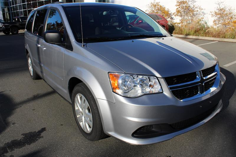 2017 Dodge Grand Caravan 4dr Wgn SXT #12046A