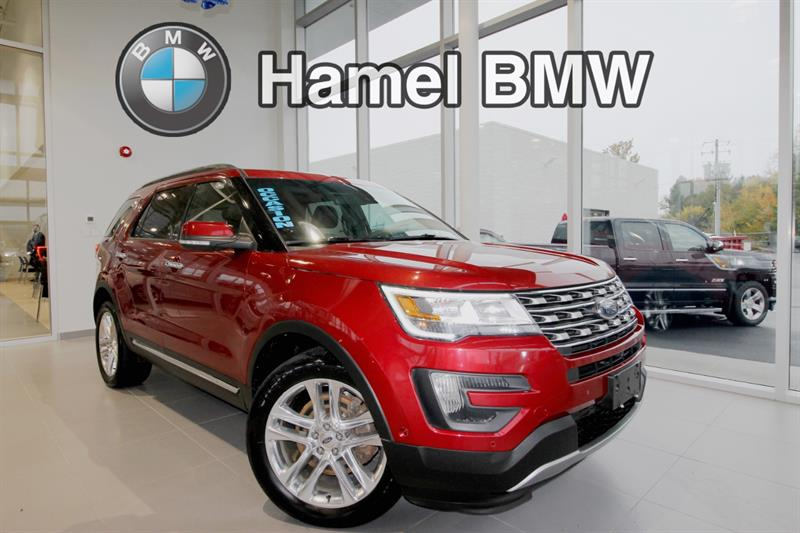 2016 Ford Explorer 4WD 4dr Limited #U18-234