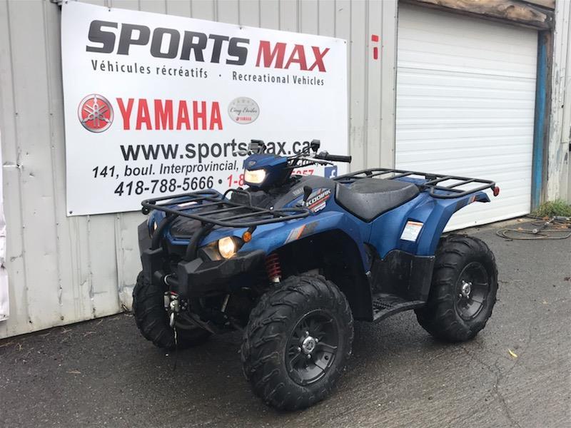 2019 Yamaha Kodiak 450 DAE SE