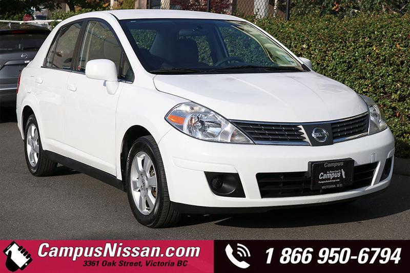 2008 Nissan Versa SL | Hatchback #8-F254A