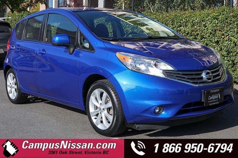 2014 Nissan Versa Note SL | w/ Reverse Park Assist #8-R627A2