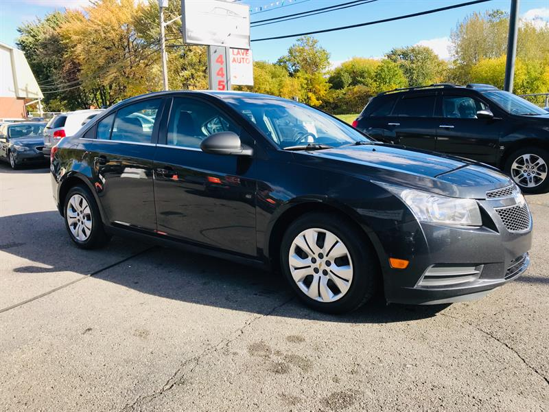 Chevrolet Cruze 2012 28$* par semaine/Financement #4996-2