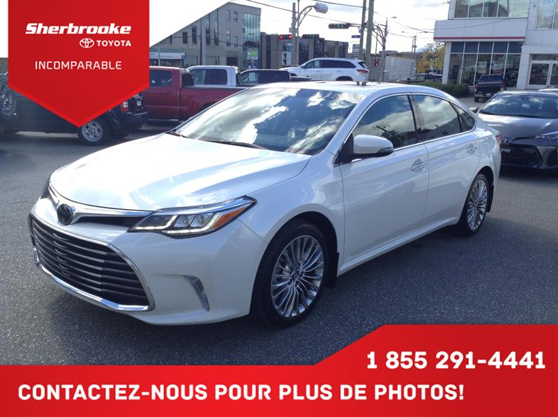 Toyota Avalon 2016 Limited #60728