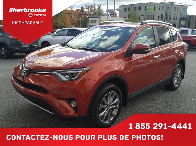 Toyota RAV4 2016 AWD Limited #60245