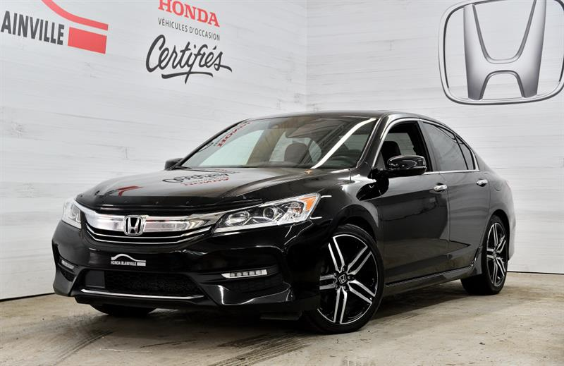 Honda Accord Berline 2016 4 portes SPORT #U-1439