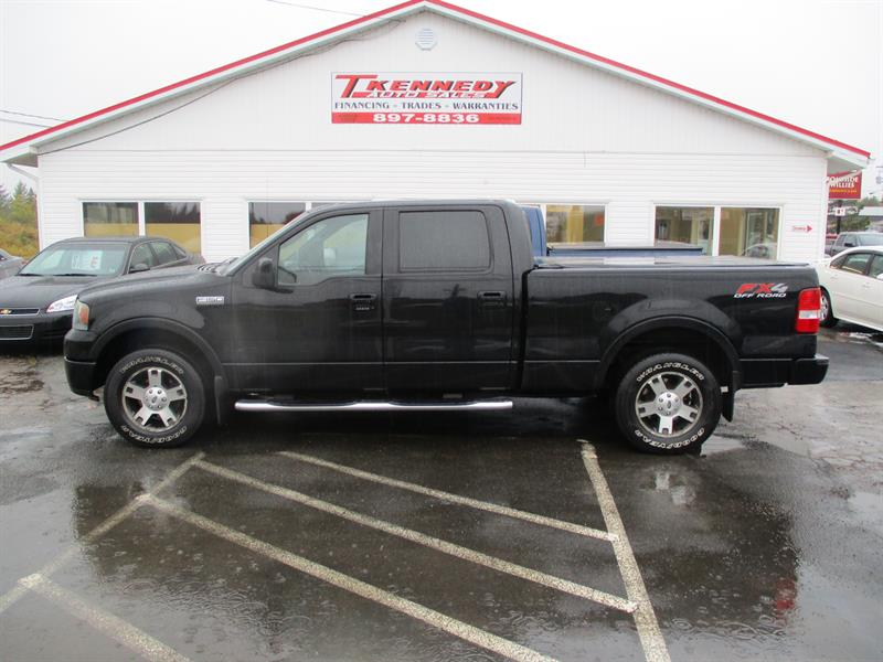2008 Ford F-150 4WD SuperCrew #A73926