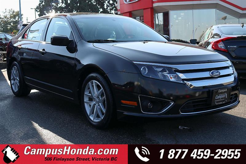 2011 Ford Fusion SEL FWD Bluetooth  #19-0094A