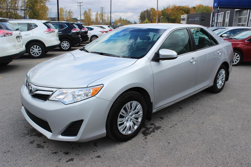 Toyota Camry 2014 LE  #A4846