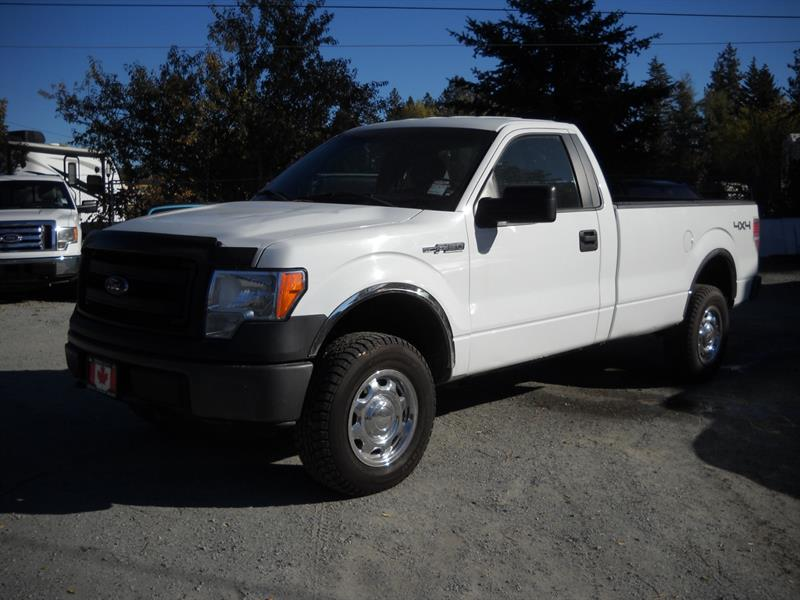2013 Ford F-150 XL  4X4....SOLD.... #B0500