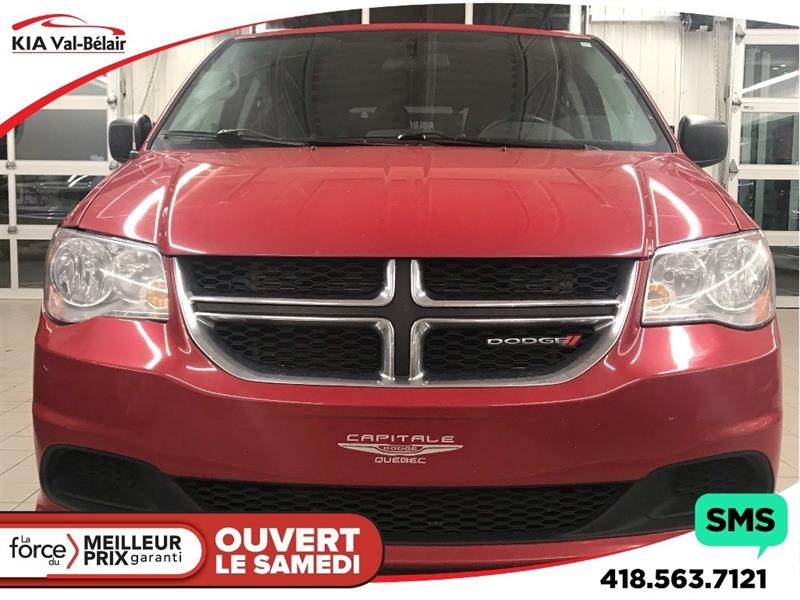 Dodge Grand Caravan 2015 ***SE/SXT*** AIR* SPÉCIAL ÉDITION** #V180814A
