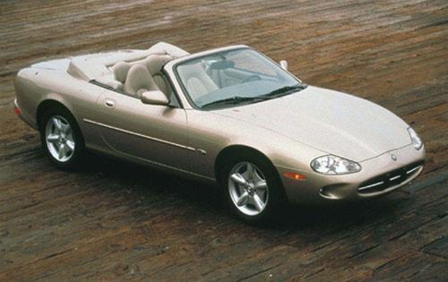 2000 Jaguar XK8 Convertible (up to Jan. '06) #P4732