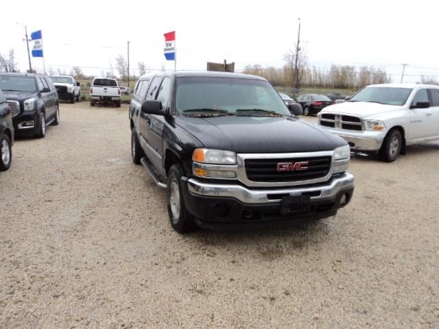 2005 GMC Sierra 1500 Ext Cab 4x4 NO SAFETY