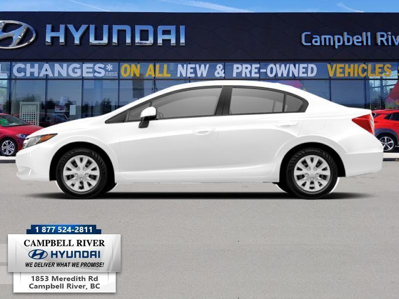 2012 Honda Civic Sedan CIVIC LX #T18371