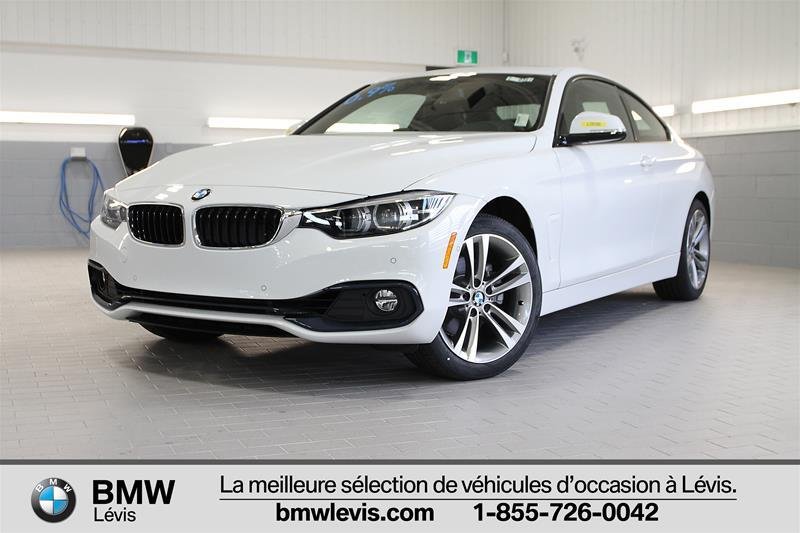 BMW 430i 2018 xDrive Coupe #L0036A