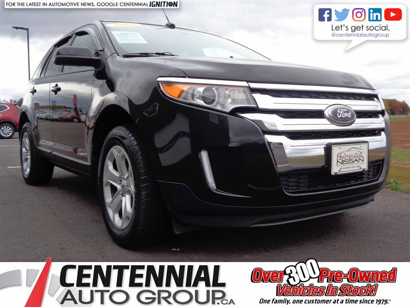 2014 Ford EDGE SEL | FWD | #S18-108B