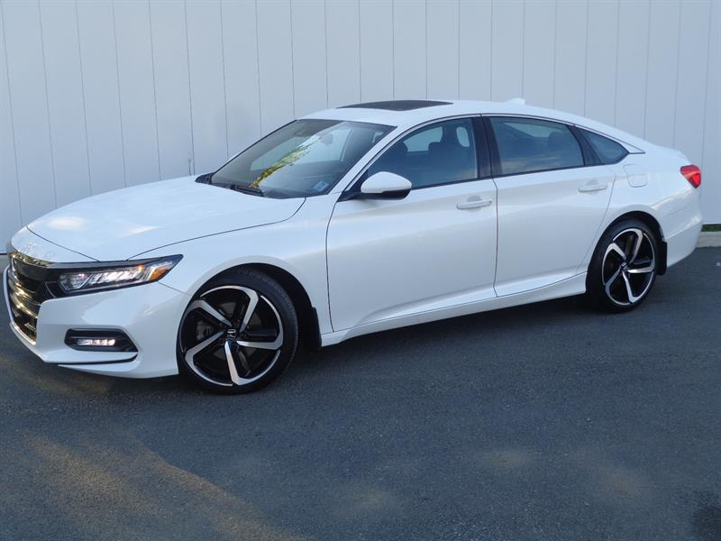 2018 Honda Accord Sedan Sport 2.0 Auto #C4418A