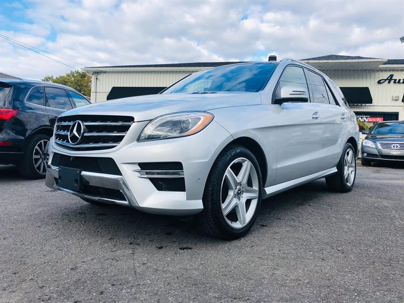 Mercedes-Benz M-Class 2015 4MATIC 4dr ML 350 BlueTEC #775
