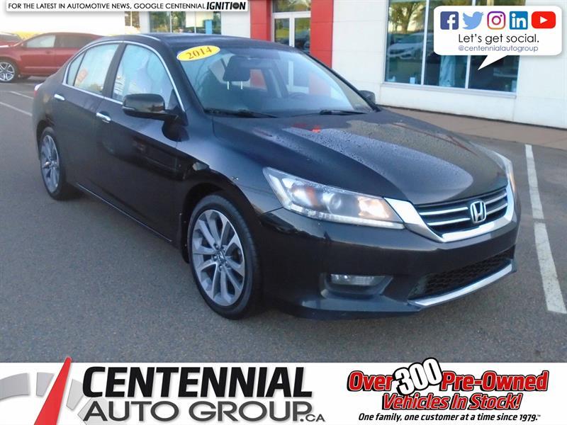 2014 Honda Accord Sedan SPORT | Bluetooth | #9534A
