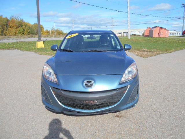 2011 Mazda MAZDA3 4dr HB Sport GX #M18-142A