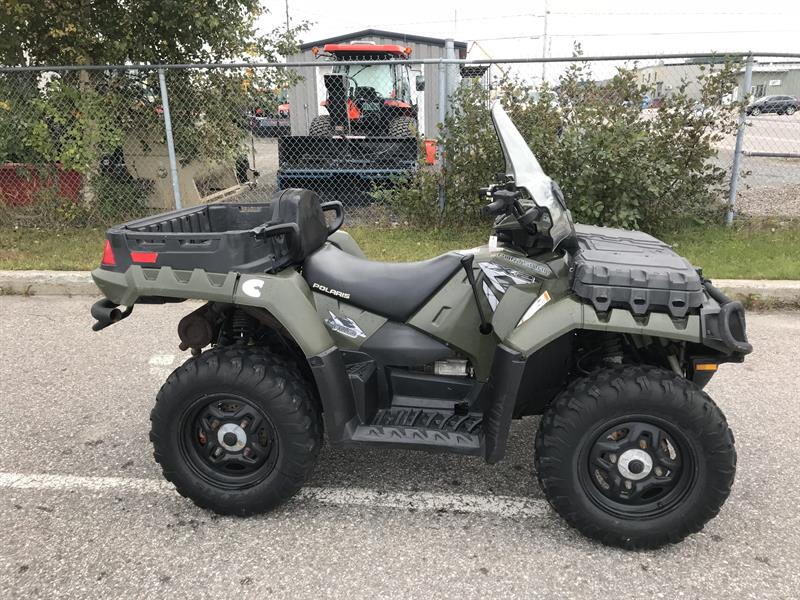 2010 Polaris Sportsman X2