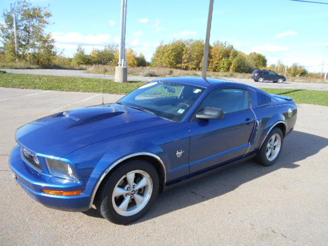 2009 Ford Mustang 2dr Cpe #M19-45A