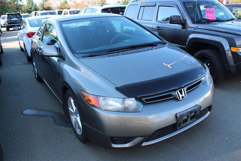 2006 Honda Civic Cpe 2dr EX Auto #P2100A