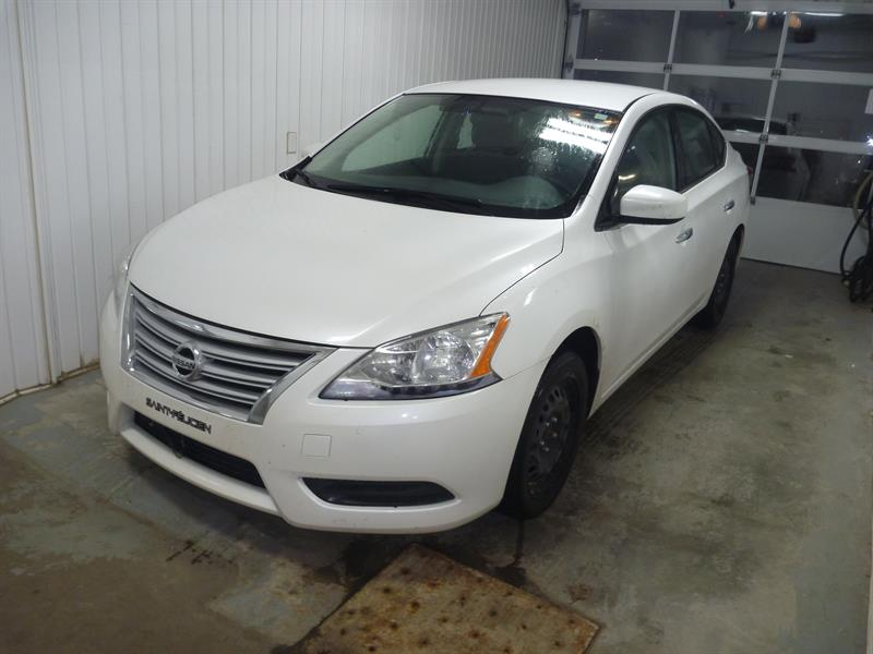 Nissan Sentra 2014 S 4dr Sdn #75500