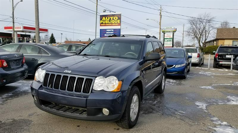 Jeep Grand Cherokee 2010 4 RM, 4 portes, North #80007-M