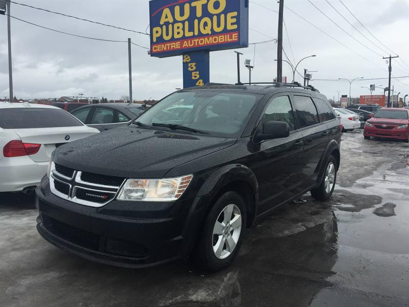 Dodge Journey 2015 SE 7 PLACES #22937