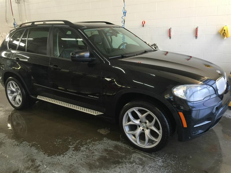 BMW X5 2011 35d 4 portes à traction i #22885