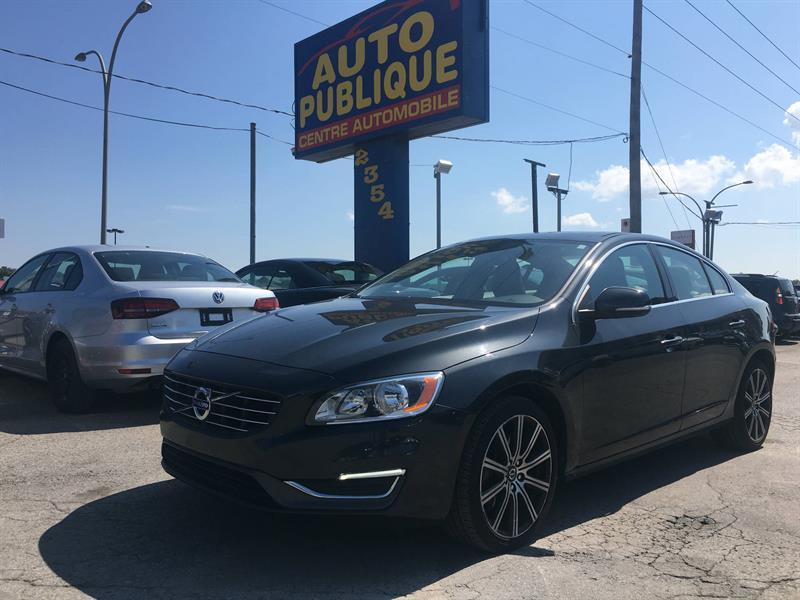 Volvo S60 2014 Berline T6 AWD #22899
