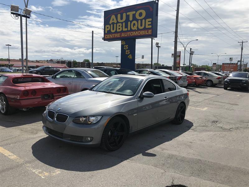 BMW 335 2008 Coupé 2 portes 335xi Trac #22894