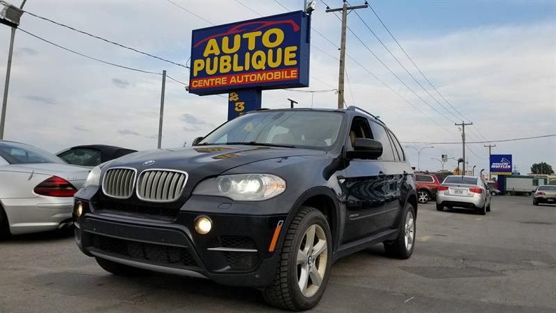BMW X5 2012 AWD/AC/CUIR/TOIT/NAV/ AID #22768
