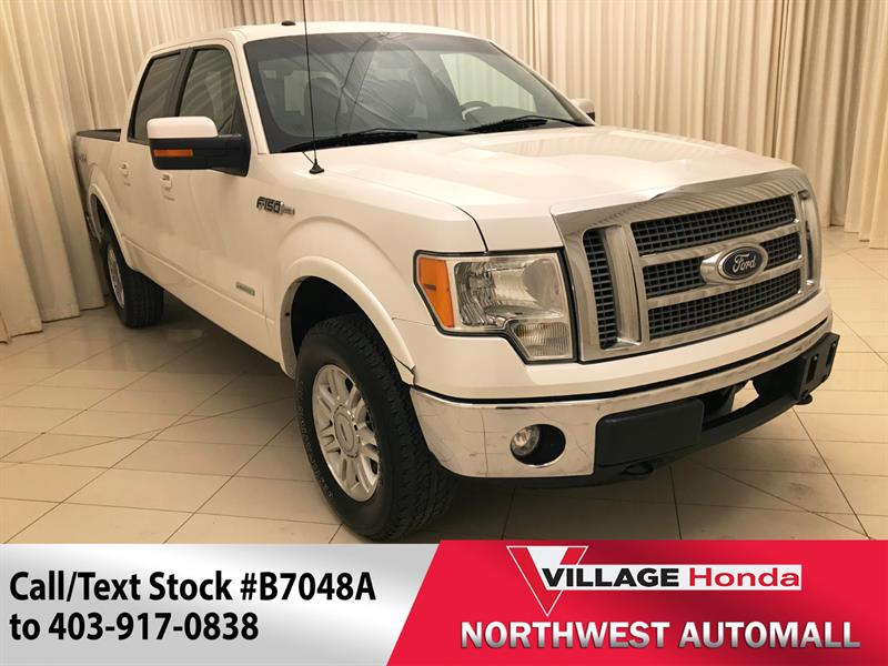 2011 Ford F-150 Lariat SuperCrew 145 4WD #B7048A