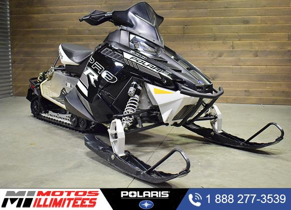 Polaris 600 Switchback Pro-R 2014