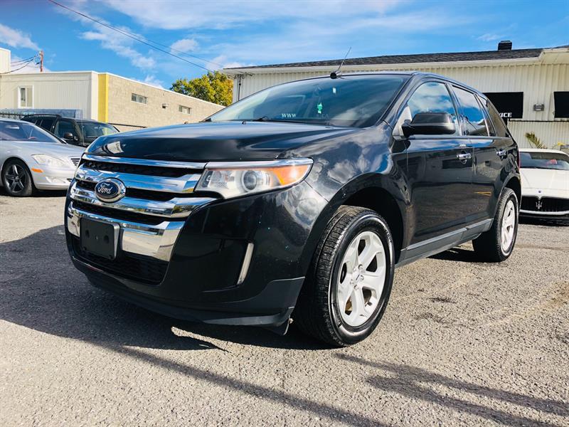 Ford EDGE 2011 SEL #766A