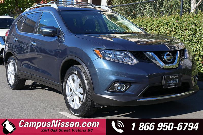 2015 Nissan Rogue SV | AWD | Family Tech Pckg #A7349