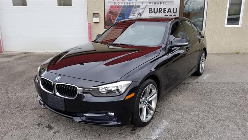 BMW 3 Series 2015 320i xDrive SPORT PKG, NAVI, TOIT #6279